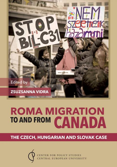 Roma migration to and from Canada  cover 2013
