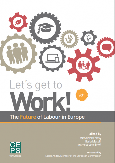 Let's get to Work! The Future of Labour in Europe - Vol I